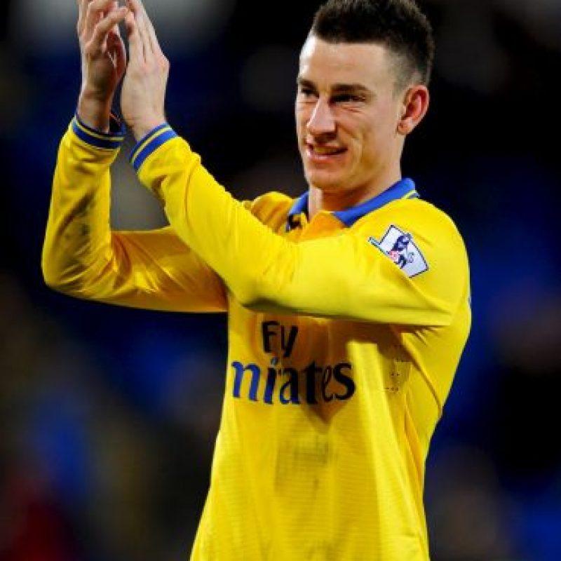 Laurent Koscielny es un futbolista francés de 29 años. Foto:Getty Images