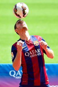Bélgica tiene un futbolista en el Barça, Thomas Vermaelen, aunque no ha tenido minutos en este torneo. Foto:Getty Images