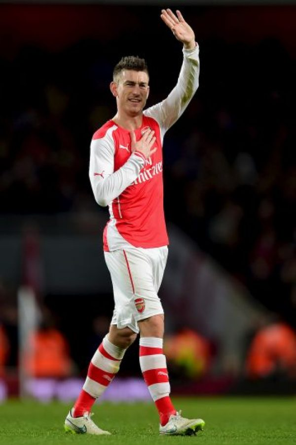 Juega para el Arsenal de la Premier League. Foto:Getty Images