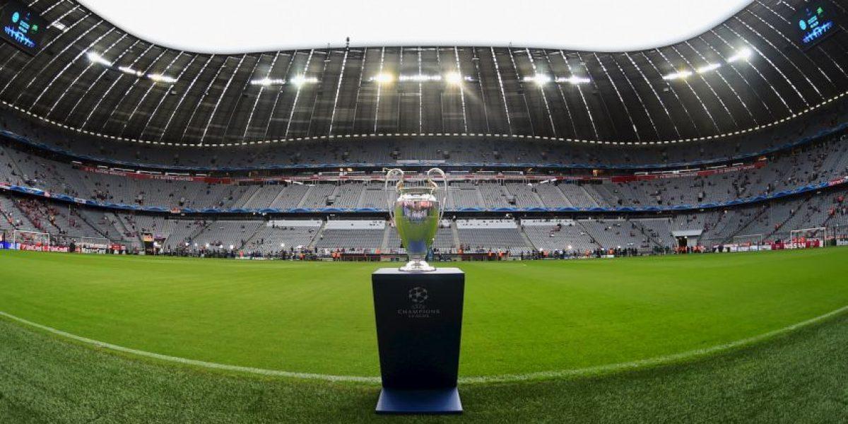 12 países estarán representados en la final de la Champions League
