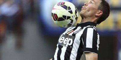 Stephan Litchsteiner de Juventus será el único representante de Suiza. Foto:Getty Images