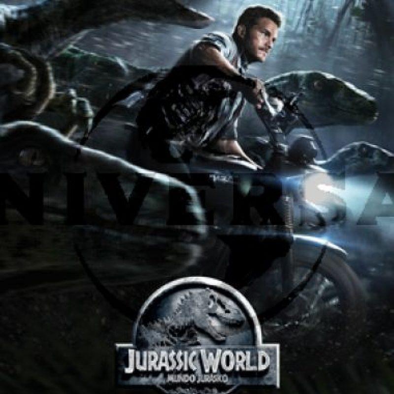 """""""Jurassic World"""" se ubica 22 años después de lo ocurrido en """"Jurassic Park"""" Foto:Universal"""