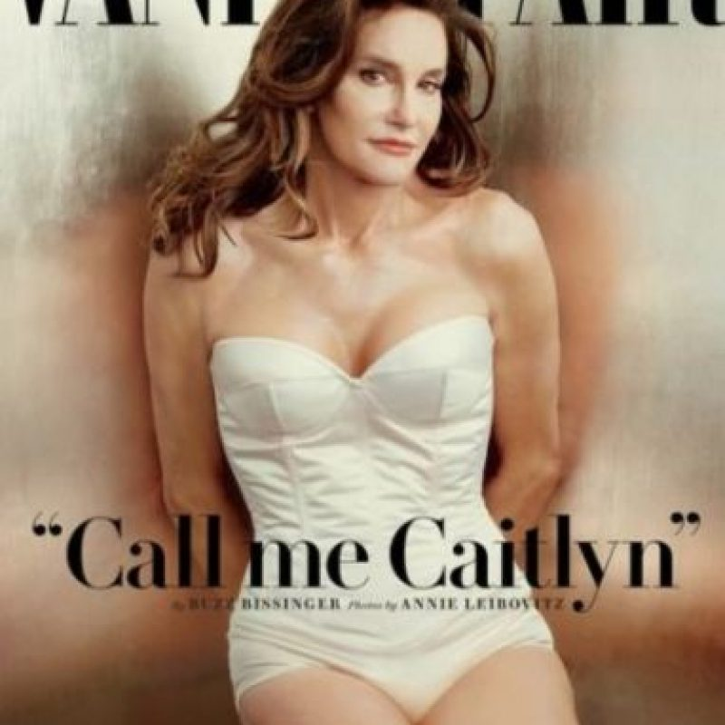 Ahora llama Caitlyn Foto:Vanity Fair