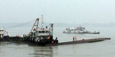 En el, viajaban solamente turistas chinos, la gran mayoría eran jubilados. Foto:AFP