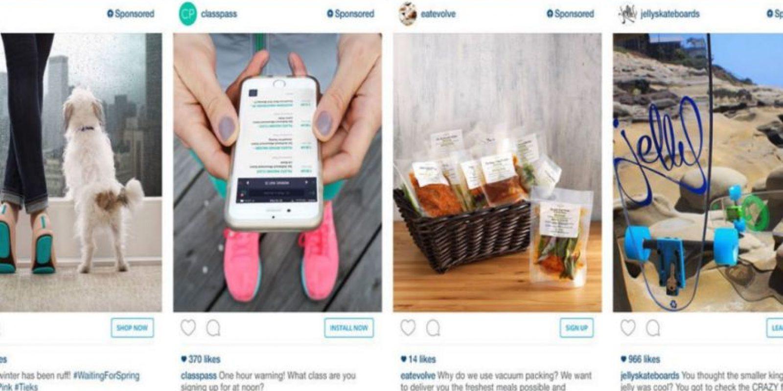 Ahora podrán comprar lo que les guste en Instagram Foto:Instagram