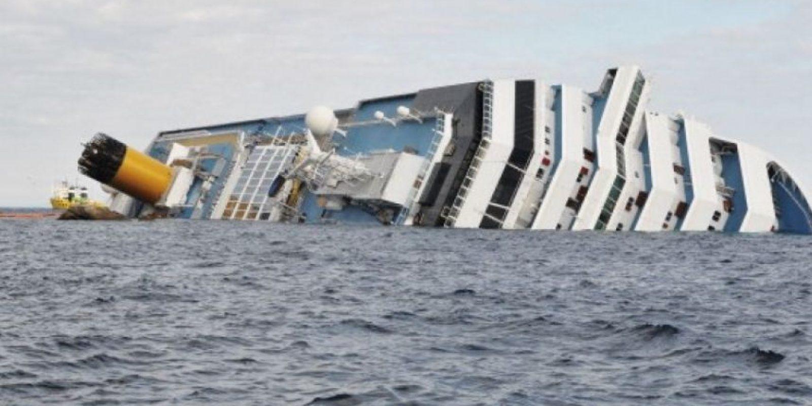 32 personas murieron y más de 4197 fueron evacuadas. El 23 de julio de este año se realizó la segunda parte de su rescate Foto:Getty Images