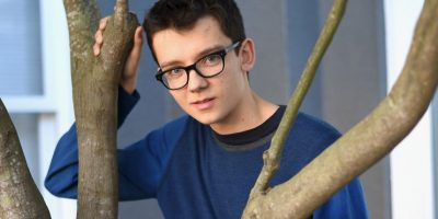 Asa Butterfield es un fuerte candidato Foto: Getty Images