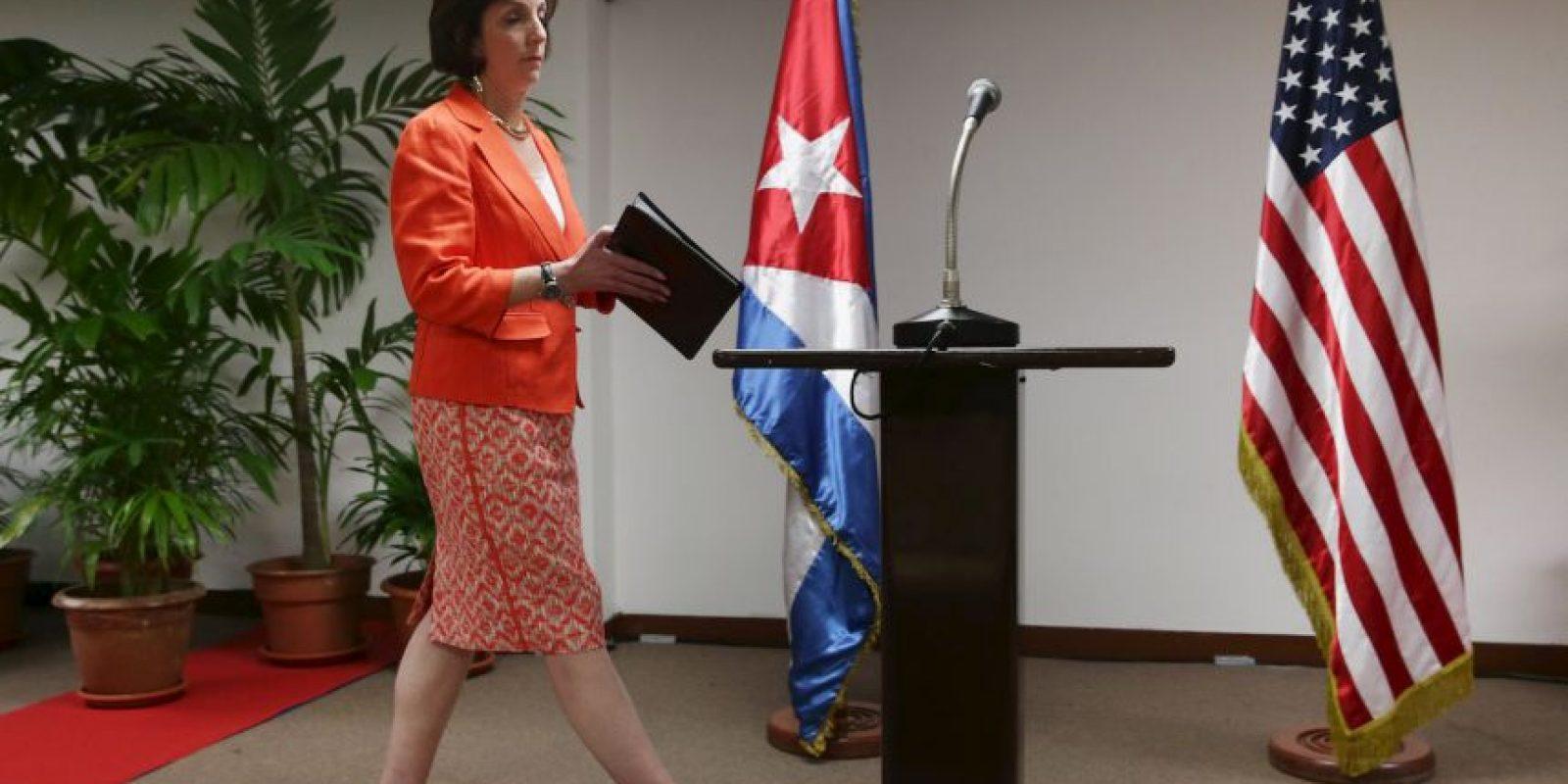 8. Se desempeñó como Directora de la Oficina de Asuntos Mexicanos a partir de diciembre de 2002. Foto:Getty Images