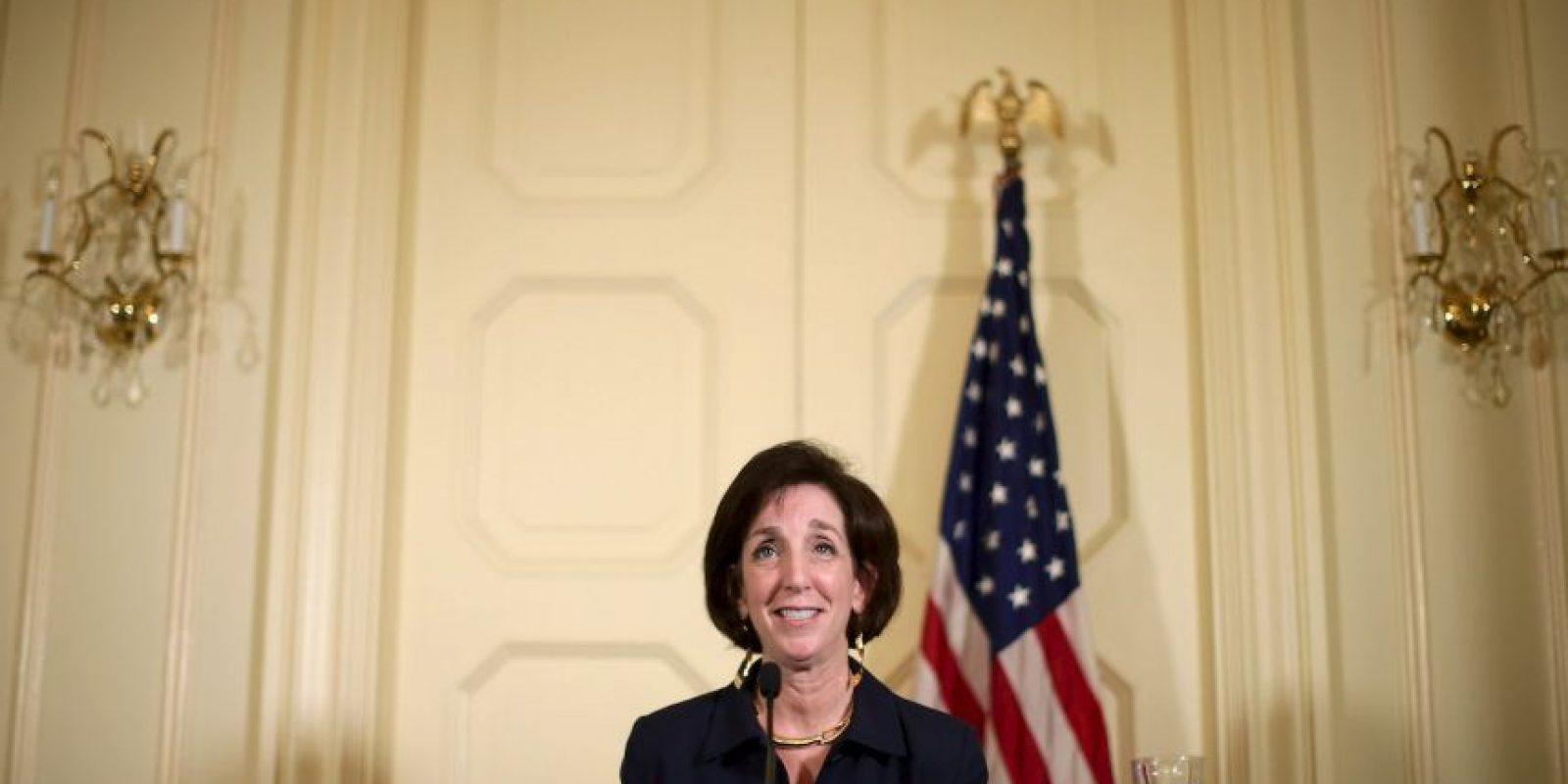 5. Antes fungió como Secretario Auxiliar Interino desde el 18 de julio de 2011. Foto:Getty Images