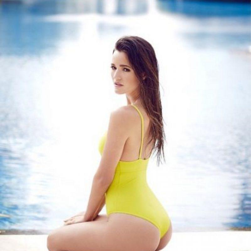 Malena Costa, novia de Mario Suárez. Foto:Vía instagram.com/malenacosta7