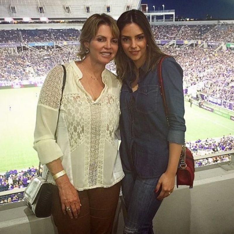 Caroline Celico, esposa de Kaká. Foto:Vía instagram.com/cacelico