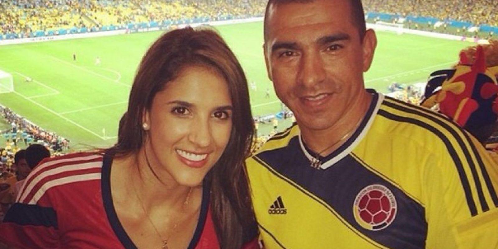Daniela Ospina, esposa de James Rodríguez. Foto:Vía instagram.com/daniela_ospina5