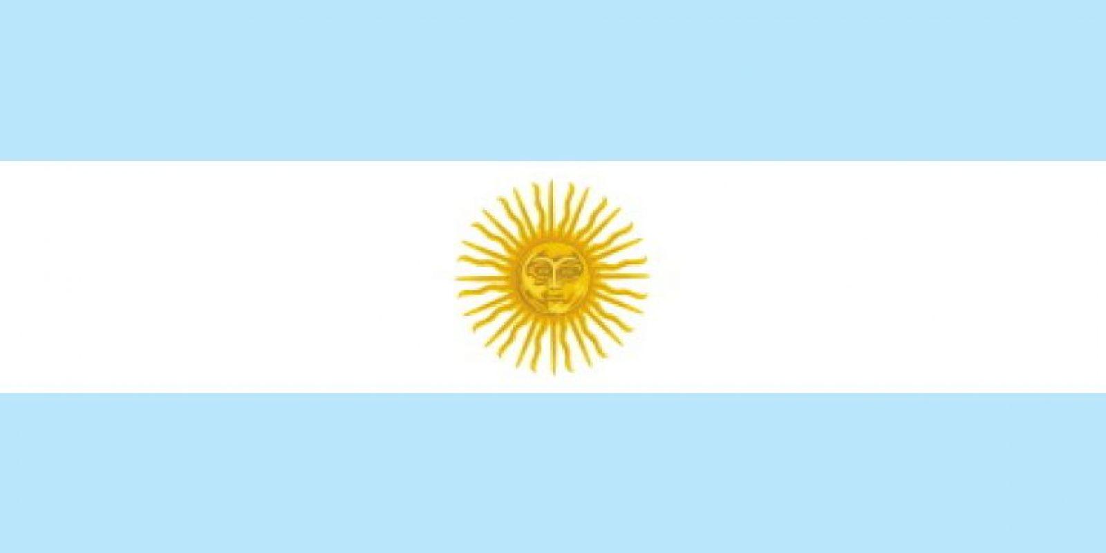 Por diversos motivos, sólo acudieron a la cita tres equipos: Argentina, el local. Foto:Getty Images