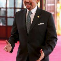 2. Hassanal Bolkiah – Sultán de Brunei Foto:Getty Images