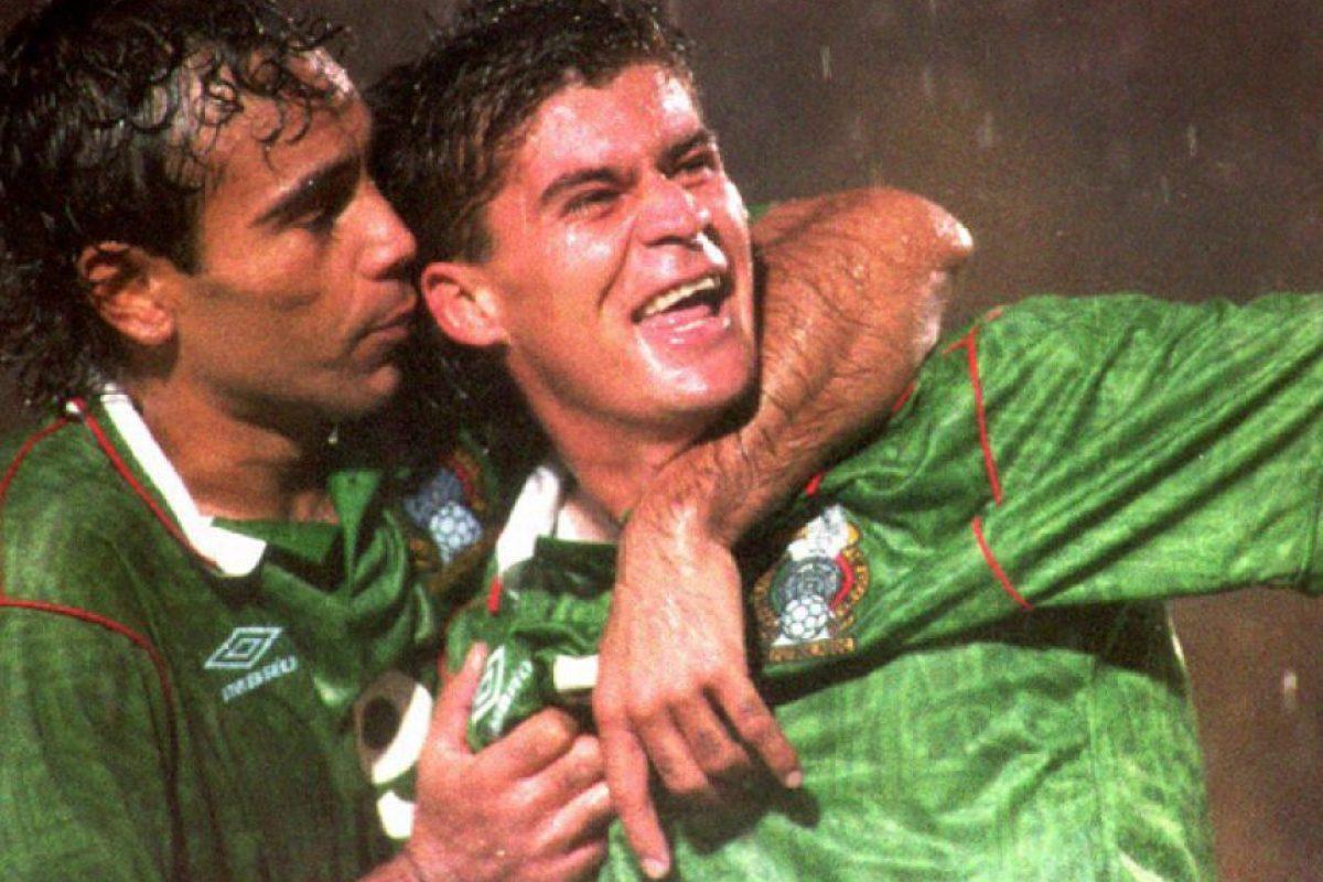 Copa América 1993 Foto:AFP