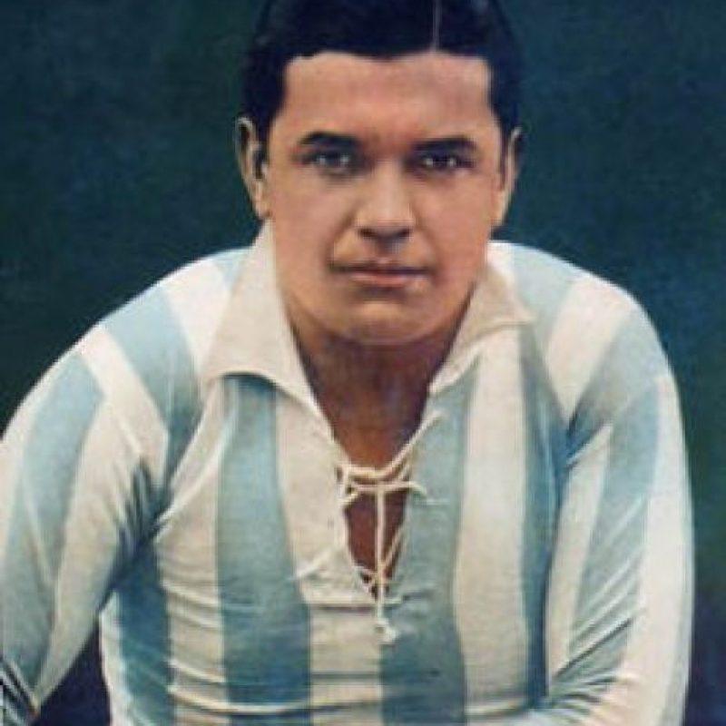 El goleador fue Manuel Seoane. Foto:Wikimedia