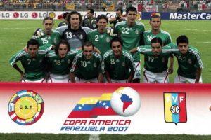 Copa América 2007 Foto:Getty Images