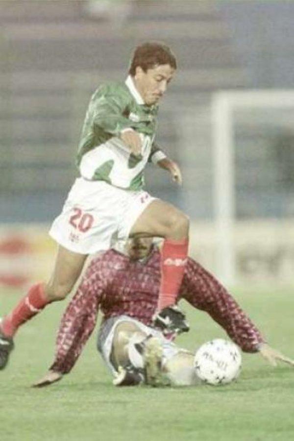 Copa América 1995 Foto:AFP