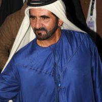 5. Mohammed bin Rashid al Maktoum, Emir Sheikh de Dubai Foto:Getty Images