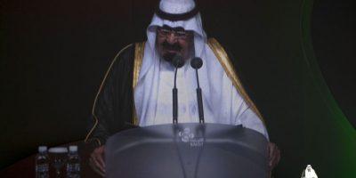 3. Abdullah bin Abdulaziz Al Saud, anterior rey de Arabia Saudita Foto:Getty Images