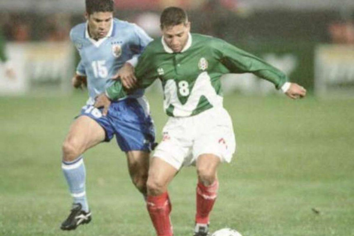 Estuvo en el grupo de Uruguay, Paraguay y Venezuela y de nuevo se metió a cuartos de final como mejor tercero. Fue eliminado en penales por Estados Unidos en cuartos de final. Foto:AFP