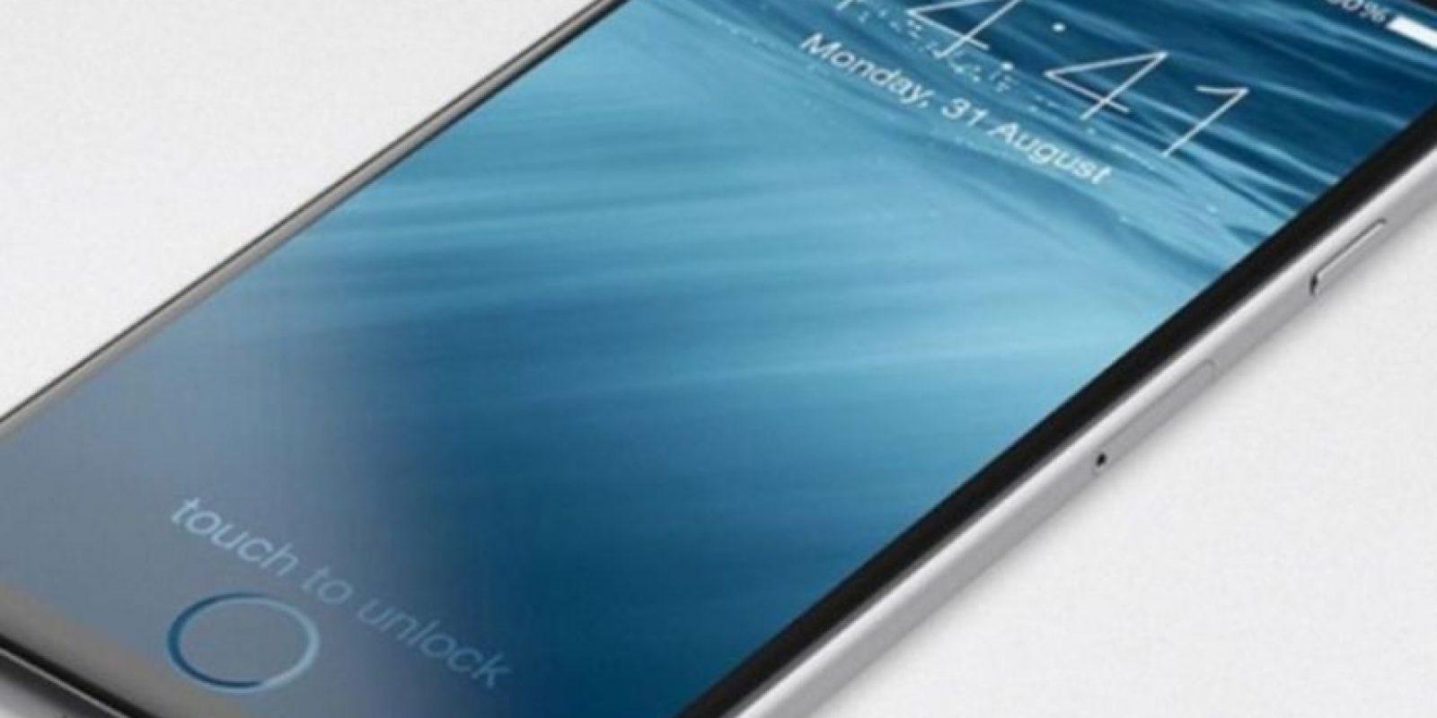 Así luciría el nuevo iPhone según las redes sociales. Foto:Tumblr