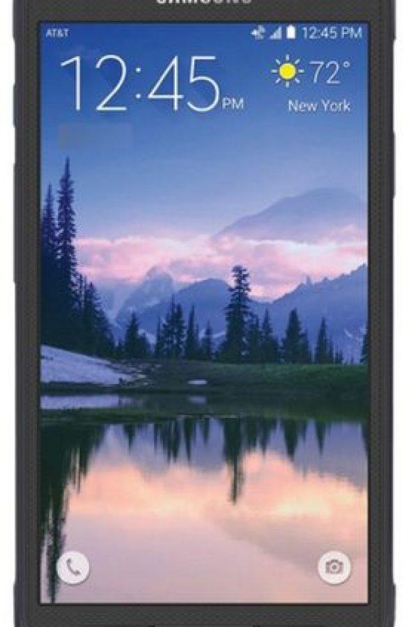 El nuevo smartphone de Samsung sería el Galaxy S6 Active. Foto:twitter.com/evleaks