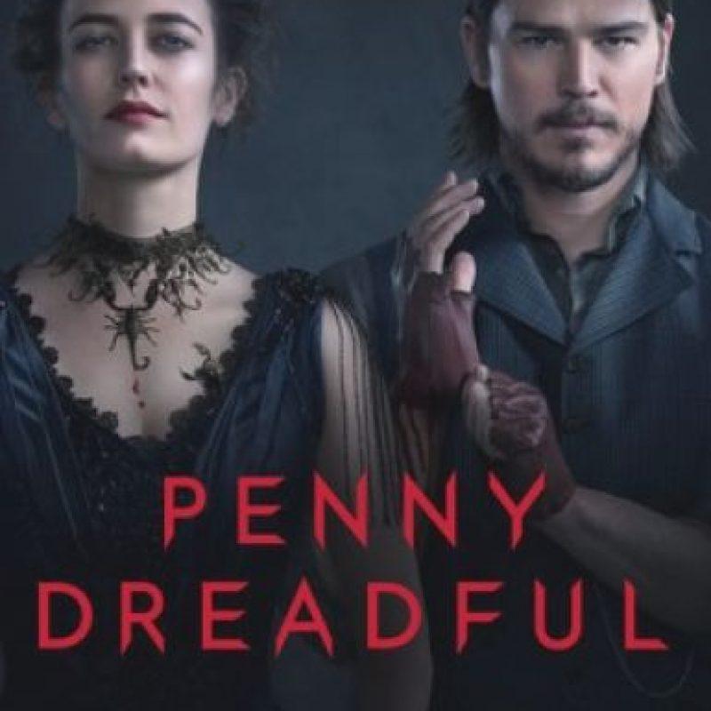 Penny Dreadful – Primera temporada ya disponible. Foto:Showtime