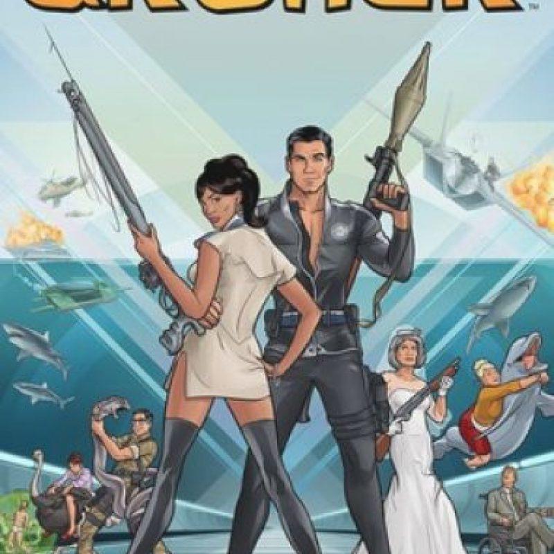 Archer – Sexta temporada ya disponible. Foto:FX