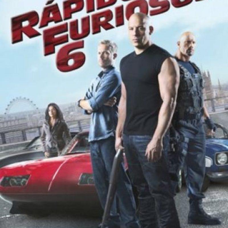 Rápidos y furiosos 6 – Disponible a partir del 4 de junio. Foto:Universal Pictures