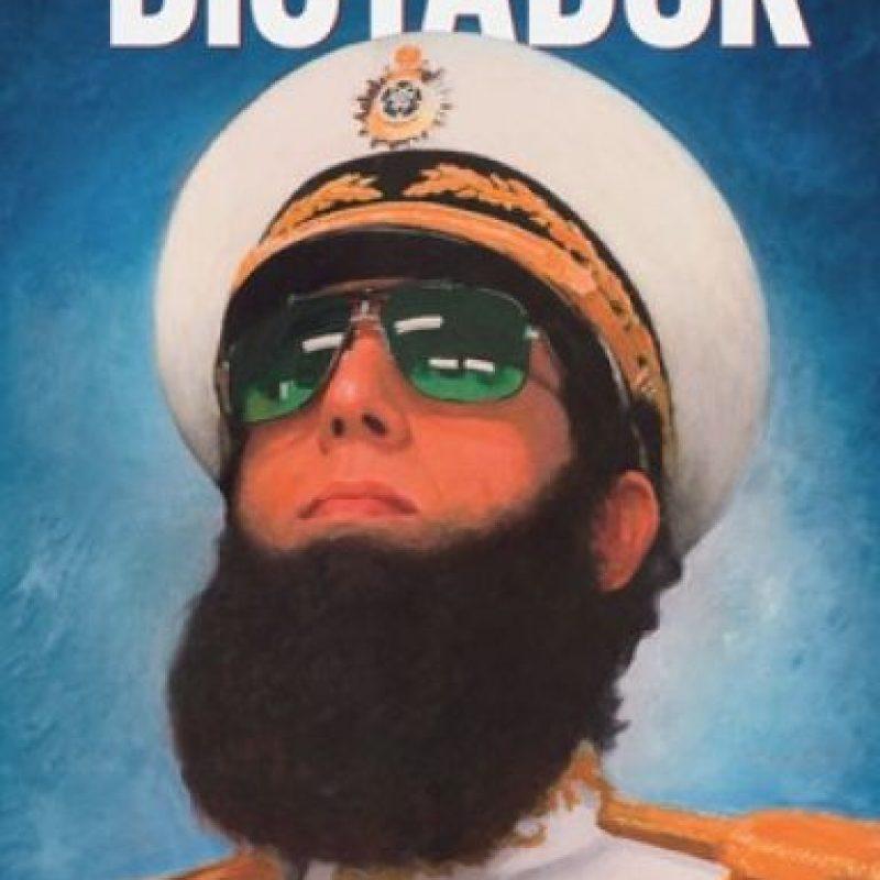El dictador – Ya disponible. Foto:Paramount Pictures