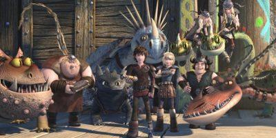 Dragones: Carrera al borde – Disponible a partir del 26 de junio. Foto:Netflix