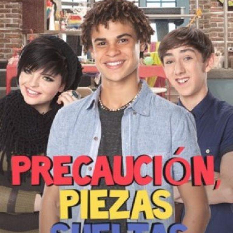 Precaución, piezas sueltas – Primera temporada disponible a partir del 19 de junio. Foto:Netflix