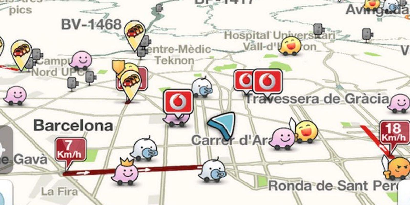 6) Conecten sus eventos de Facebook con Waze Foto:Waze