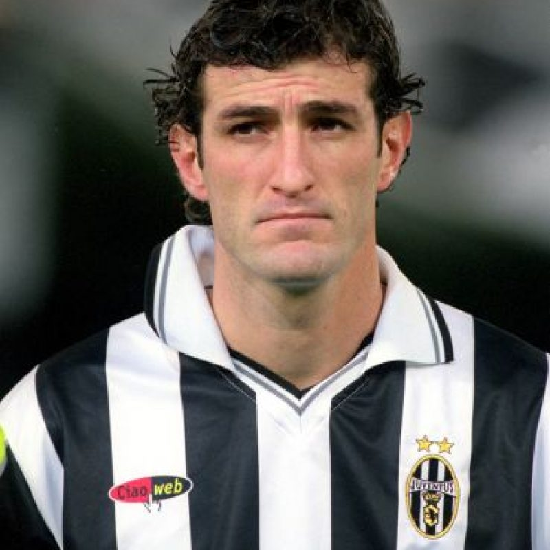 Ciro Ferrara (Juventus) Foto:Getty Images