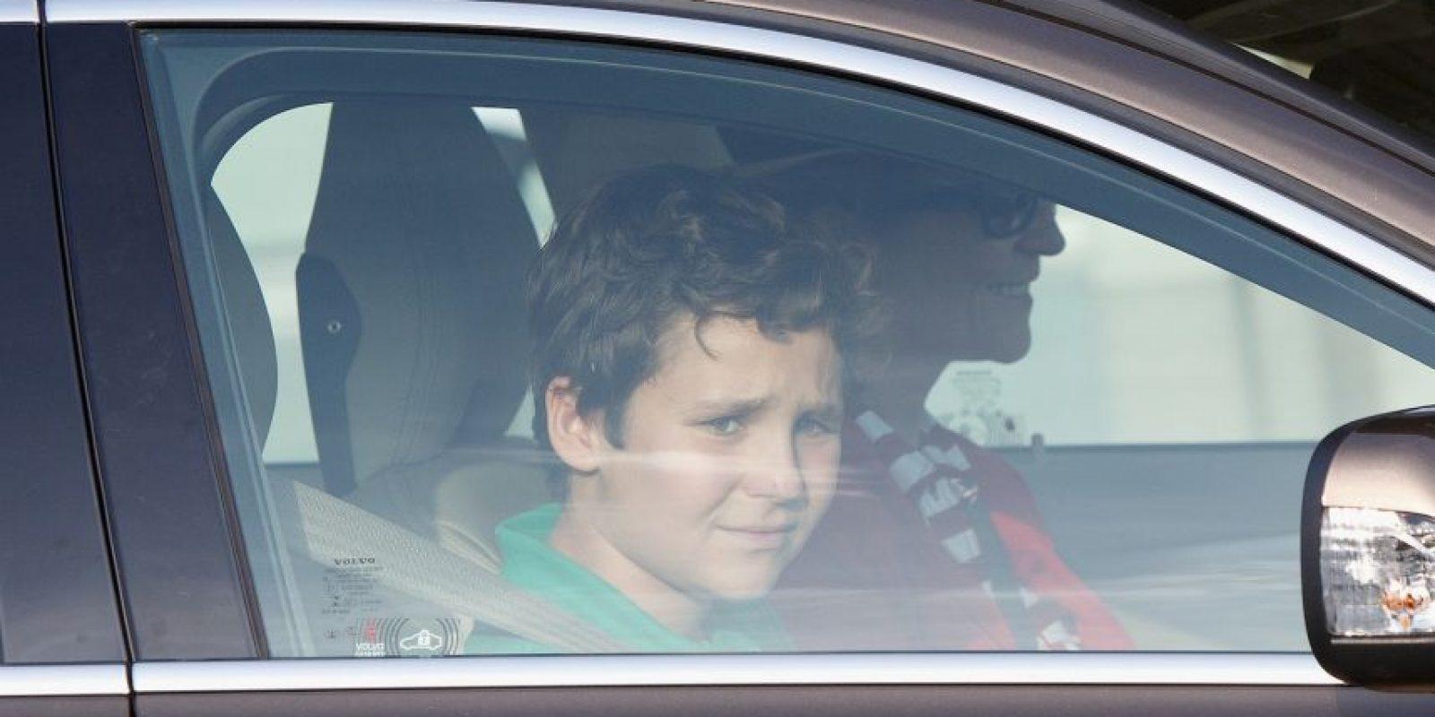 5. En 2012 se disparó en un pie con una escopeta. Según el periódico español El País, este tenía 13 años cuando sucedió el accidente, y utilizó una escopeta que no era apta para menores de 14 años. Foto:Getty Images