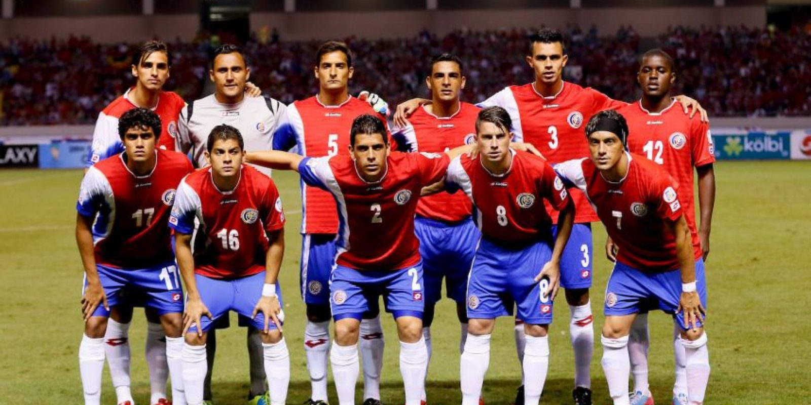 6. Costa Rica Foto: Getty Images