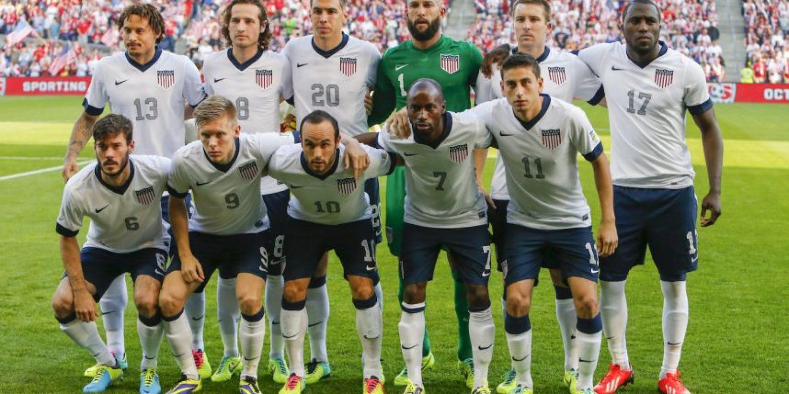 5. Estados Unidos Foto:Getty Images