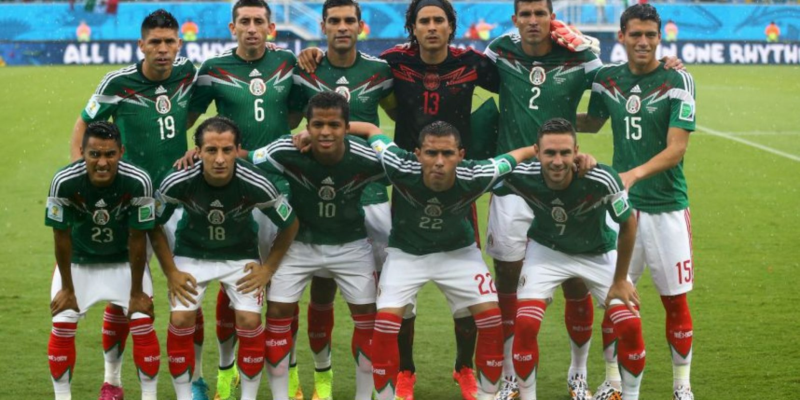 4. México Foto: Getty Images