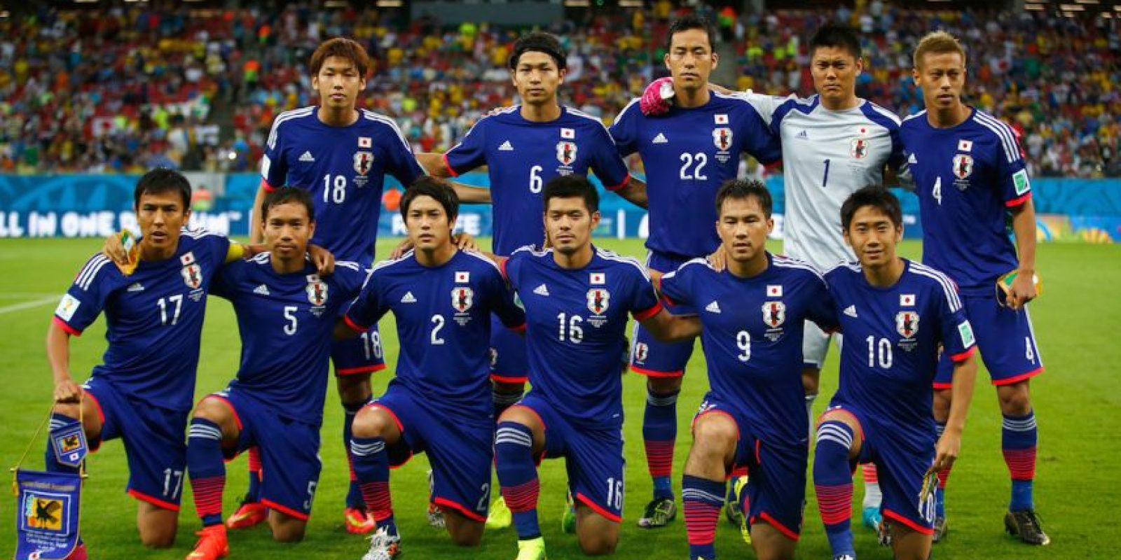 En un suceso sin precedentes, en la Copa América de 1999 hubo un equipo no americano entre los participantes. Se trató de Japón. Los asiáticos acudieron a la cita pero se quedaron en la fase de grupos con sólo un punto ganado gracias a un empate ante Bolivia. Foto:Getty Images