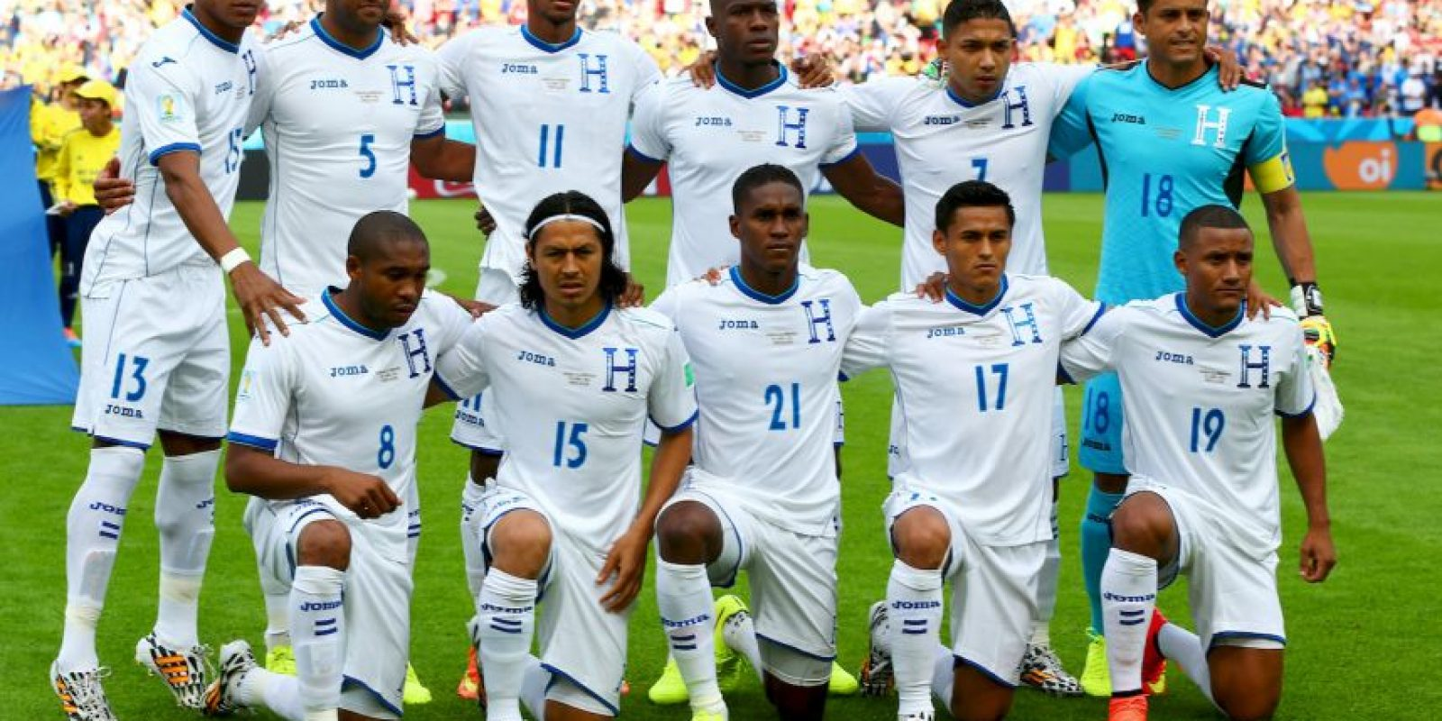 7. Honduras Foto: Getty Images