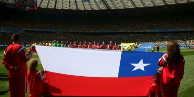 1. Chile Foto: Getty Images