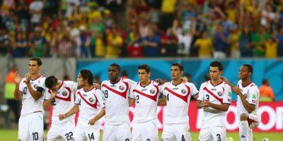 """Los """"Ticos"""" han estado presentes en cuatro Copas América y en dos de ellas, se metieron a semifinales: Colombia 2001 y Perú 2004. Foto:Getty Images"""
