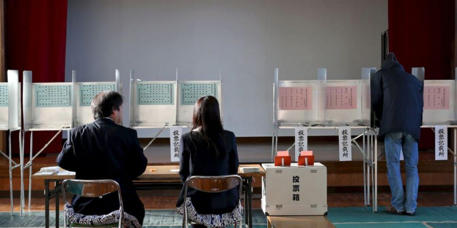 Si la propuesta se acepta el número de votantes aumentaría al menos a casi tres millones. Foto:Getty Images