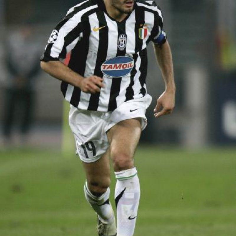 Gianluca Zambrotta (Juventus) Foto:Getty Images