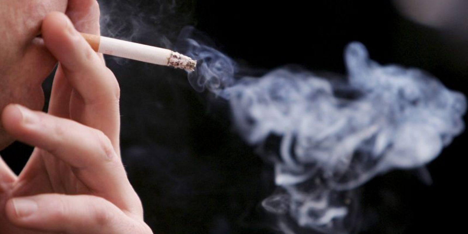 Por fumar excesivamente padres de un pequeño de dos años perdieron su custodia. Foto:Getty Images