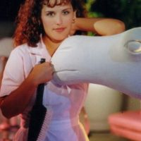 """Angélica Vale era """"Wendy Nayeli Pérez"""", la joven humilde que va a probar suerte en Estados Unidos. Foto:vía Canal de las Estrellas"""