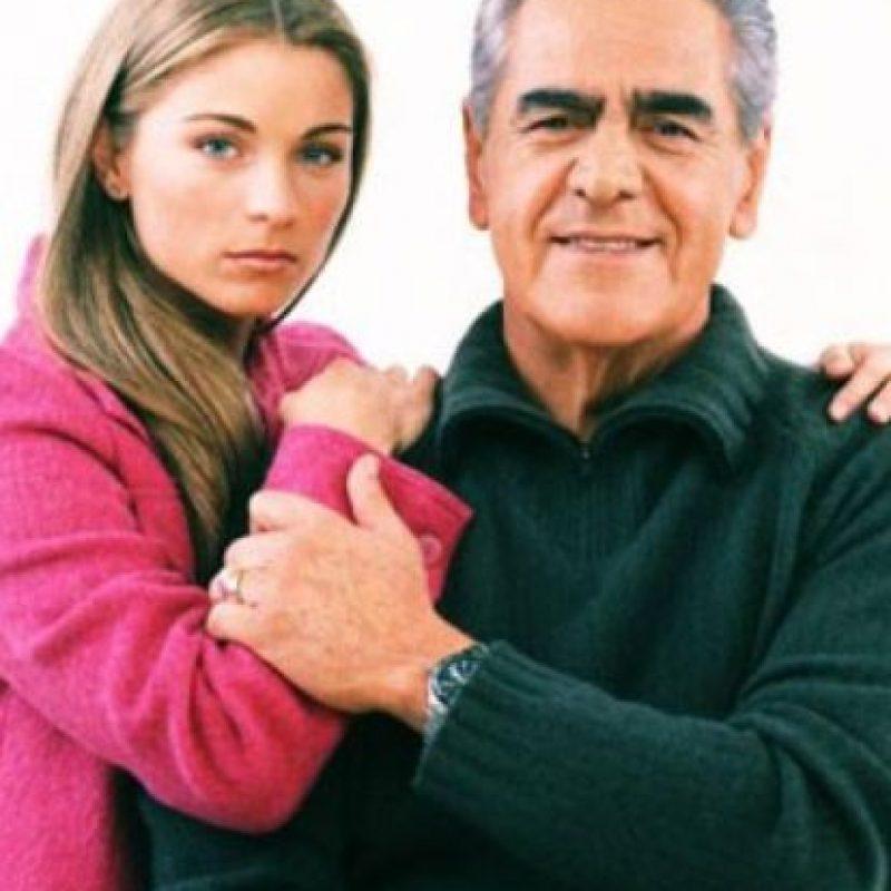 """Eric del Castillo era """"Don Roberto de la O"""", padre de """"Jimena"""". Foto:vía Canal de las Estrellas"""