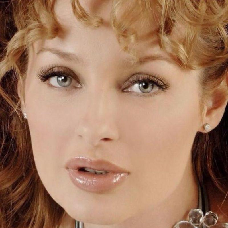 """Joana Benedek era """"Roxana Brito de la O"""", madrastra de """"Jimena"""" y Roberto"""". Malvada e inescrupulosa. Foto:vía Canal de las Estrellas"""