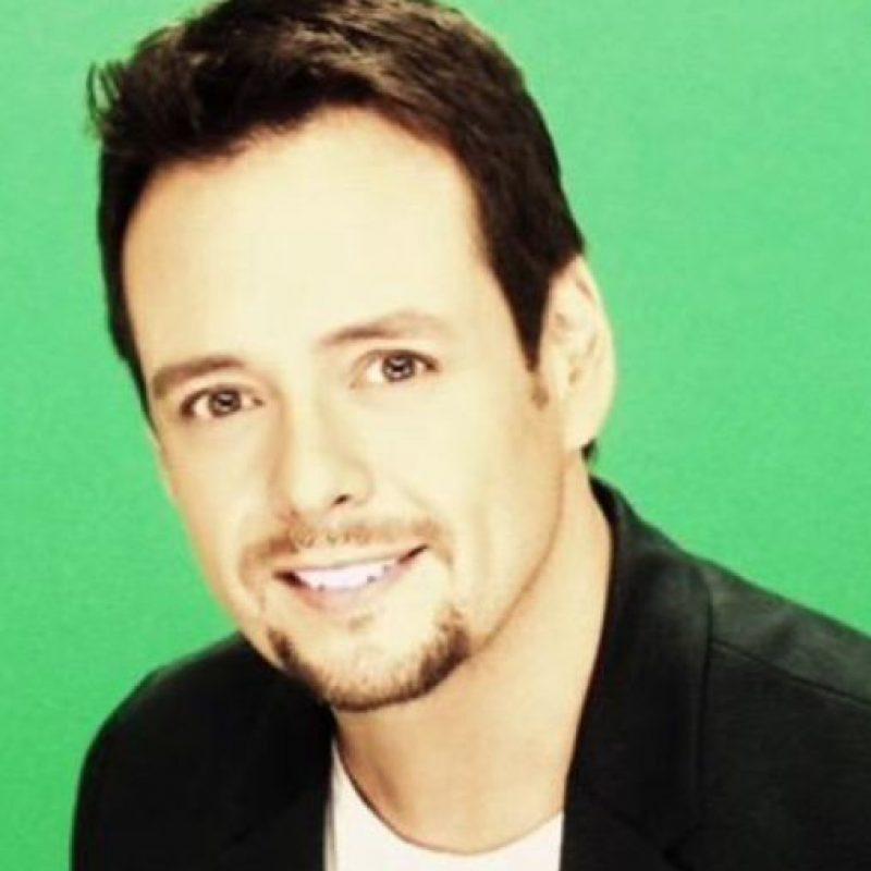"""Su última aparición fue en la telenovela """"Los Miserables"""". Foto:vía Facebook/Rodrigo Vidal"""